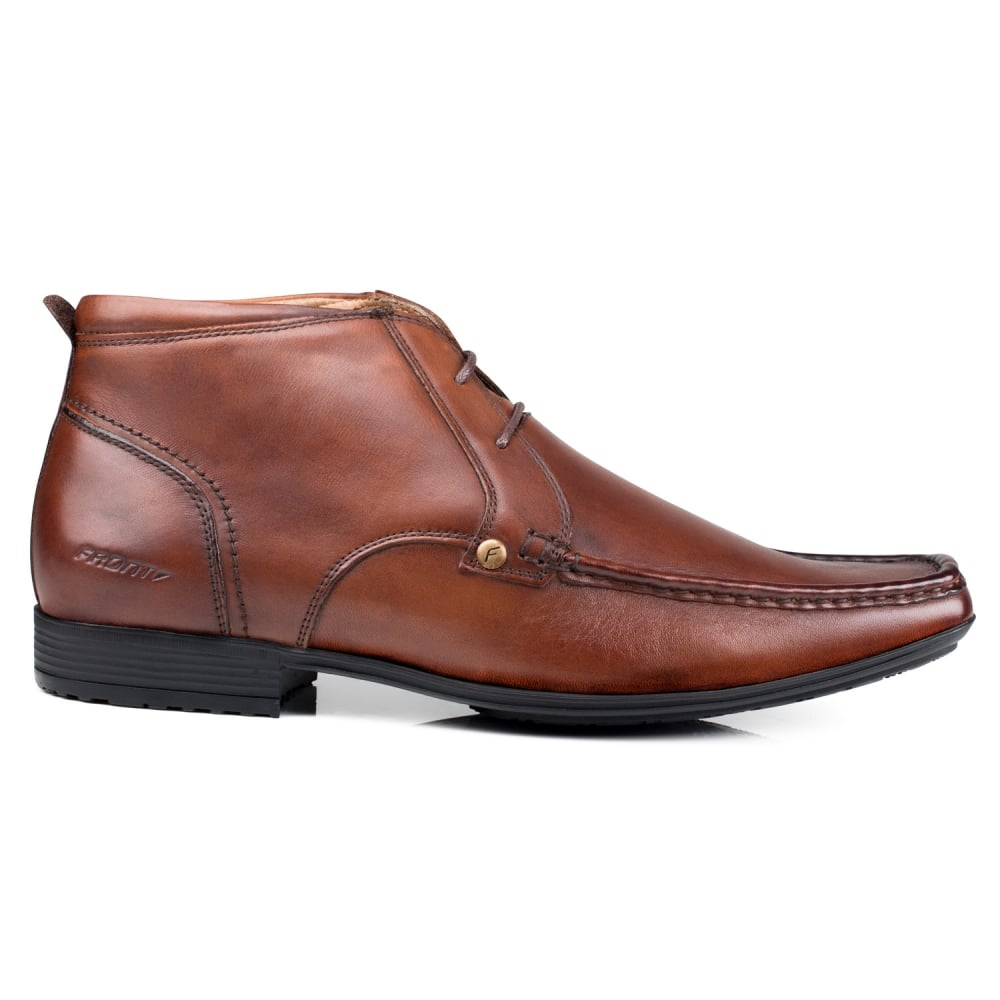 front clarkson fr691 s brown boots free delivery at