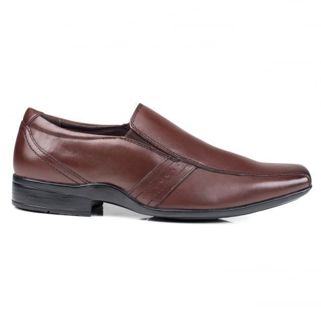 Front Craddock (Fr698) Brown Shoes