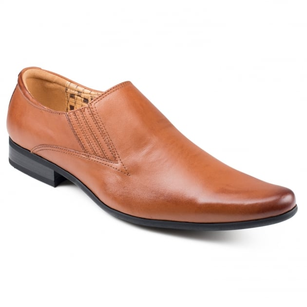 Enzo (Fr6985) Tan Shoes