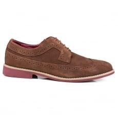 Front Fadden 2 (Fr713) Brown Shoes