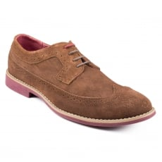 Front Fadden 2 (Fr713) Brown Shoes