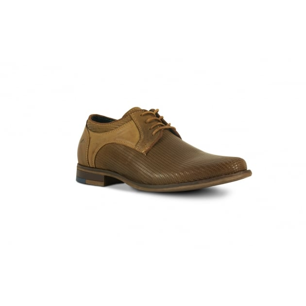 Front Duke Shoe - Tan/Brown