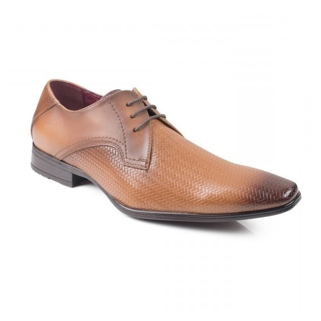 Front Gomez Mid Brown Shoes