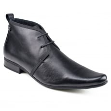 Front Halland (Fr7044) Black Boots