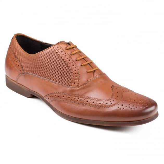 Front Lagoon (Fr6933) Mid Brown Shoes