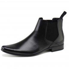 Front Melton Fr7034 Black Boots