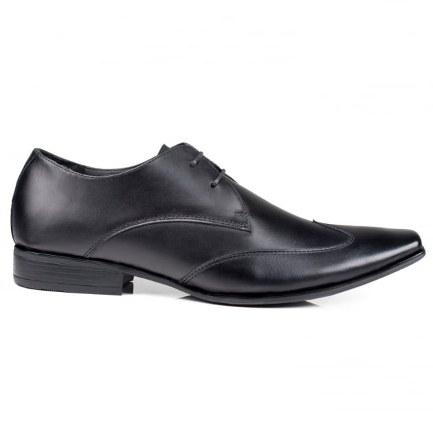 Front Milan (Fr7082) Black Shoes