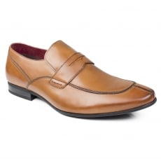 Front Oban Tan Shoes