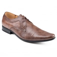 Front Rossi Brown Shoes