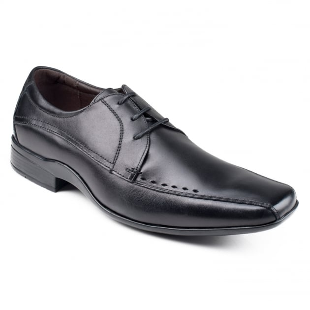 Front Ryton (Fr6981) Black Shoes