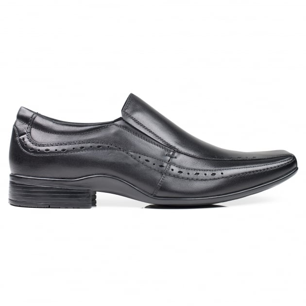 Front Sealey (Fr7214) Black Shoes
