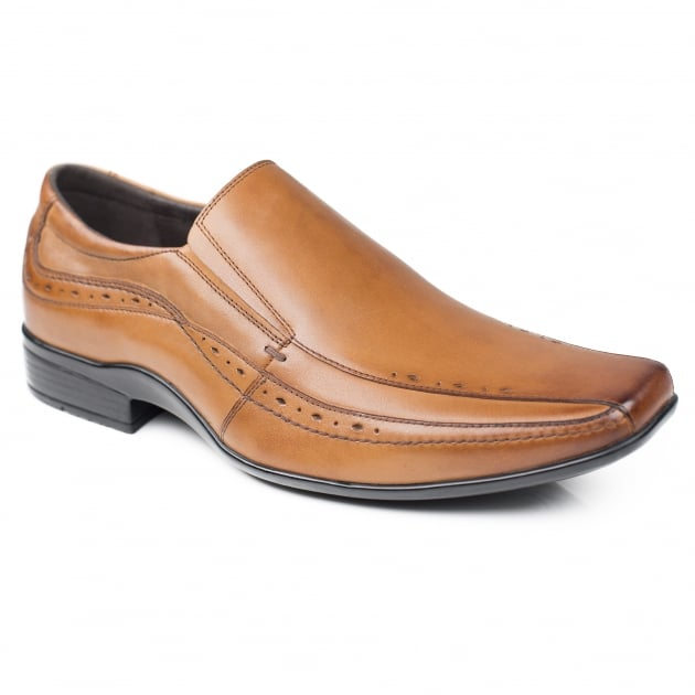 Front Sealey (Fr7215) Tan Shoes
