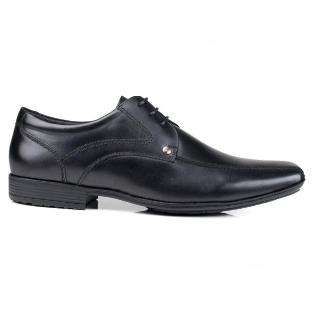 Snowden  Black Shoes