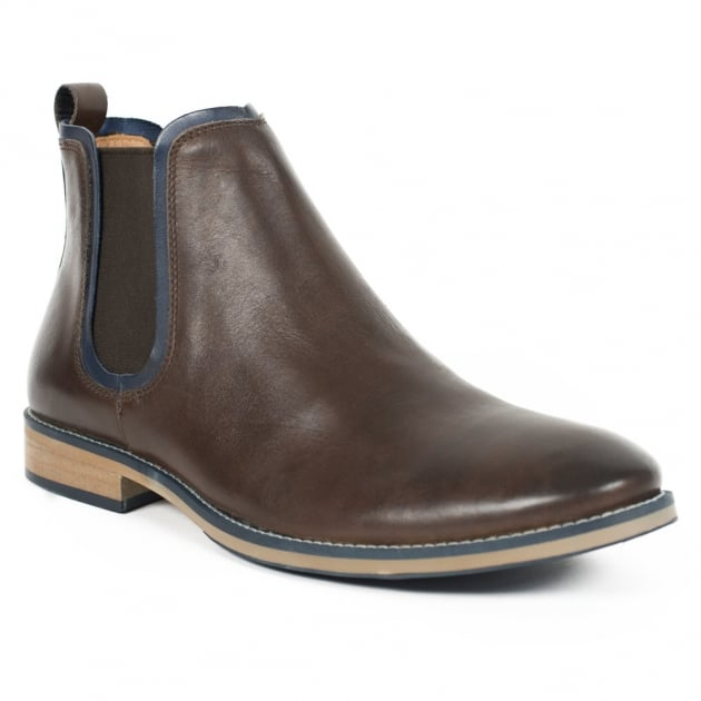 Stanford (Fr725) Brown Boots