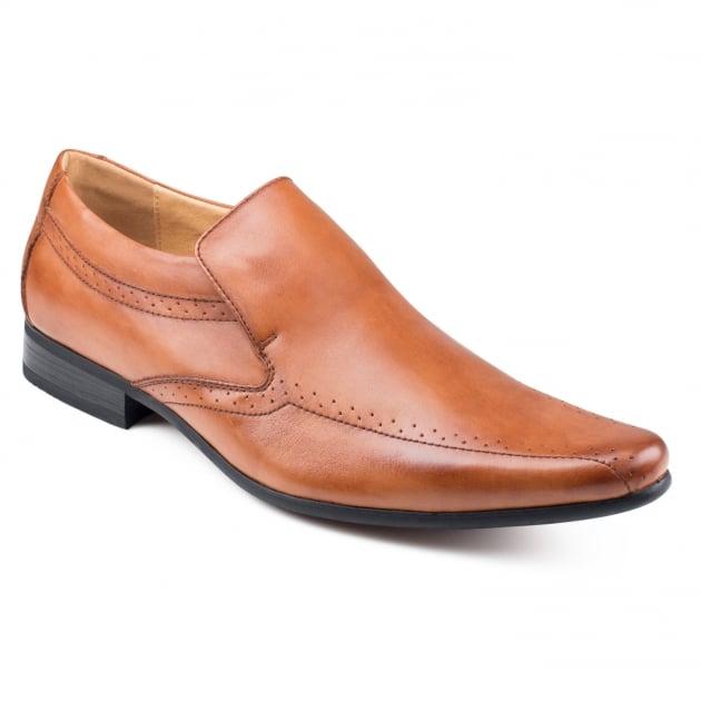 Front Sultan (Fr7043) Tan Shoes