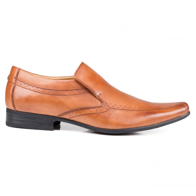 Front Sultan (Fr7043) Tan Shoes