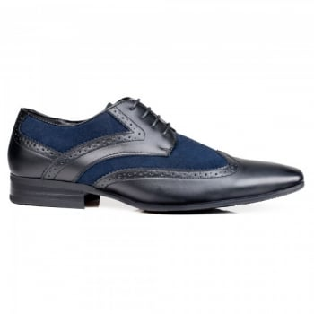 Turin (Fr7085) Black/Navy Shoes