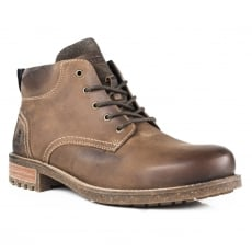 Front York Fr7248 Brown Boots