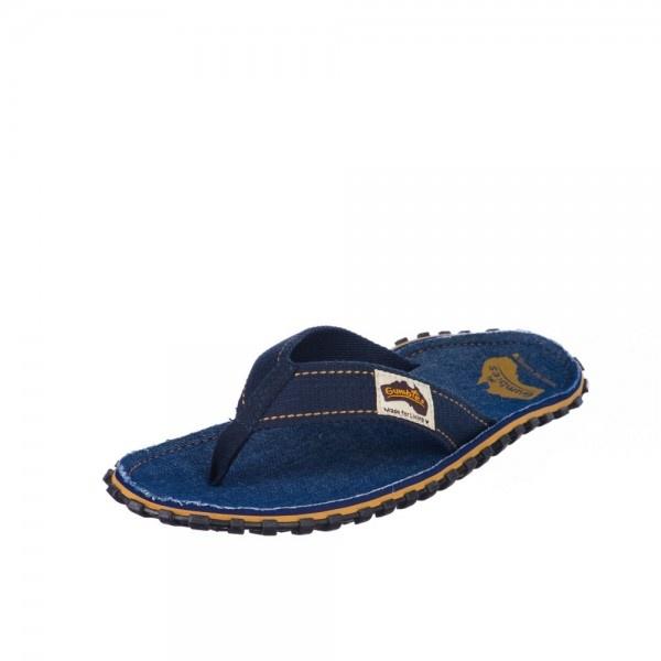 0e7f9bdad77b6a Gumbies Mens Islander Flip Flop Men s Dark Denim Sandals - Free Delivery at  Shoes.co.uk