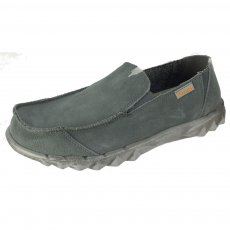 Hey Dude Farty Suede Fume Shoes