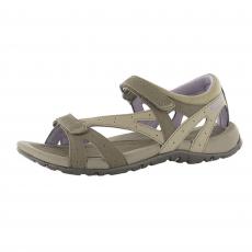 Hi Tec Galicia Strap Taupe Sandals