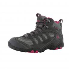 Hi Tec Penrith Mid Wp  Charcoal Boots