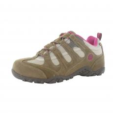 Hi Tec Quadra Classic  Taupe Shoes