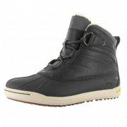 Hi Tec Sierra Duck Waterproof Black/Grey Boots