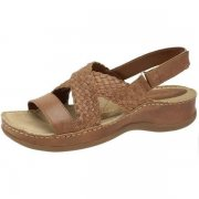 Hush Puppies Ceylon Sling Sandal Tan Sandals
