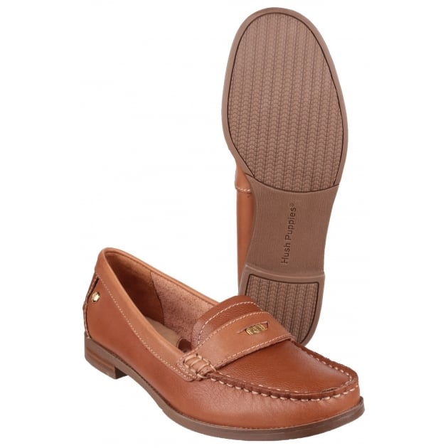 Hush Puppies Iris Sloan-Tan