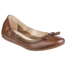 Hush Puppies Lexa Heather Bow Women's Slip on Shoe