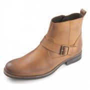 Ikon Evans Tan Boots