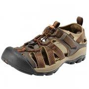 Keen Owyhee 1134 Slate Black/Rust Sandals