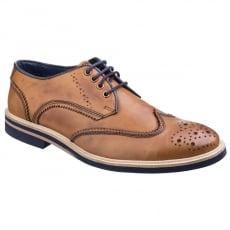 Lambretta Henry Brogue Lace Up Shoe