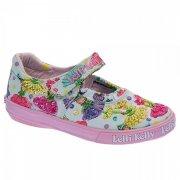 Lelli Kelly Flower Fairy  Lk7132 White Girls