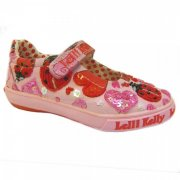 Lelli Kelly Ladybird Lk7160 Pink Fantasy Girls