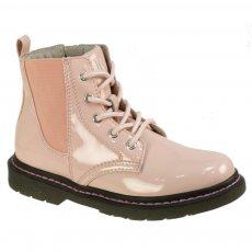Lelli Kelly Lucrezia Lk5502 Baby Pink Girls Boots