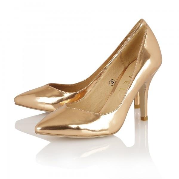 Little Rock Rls Rose Gold Shoes