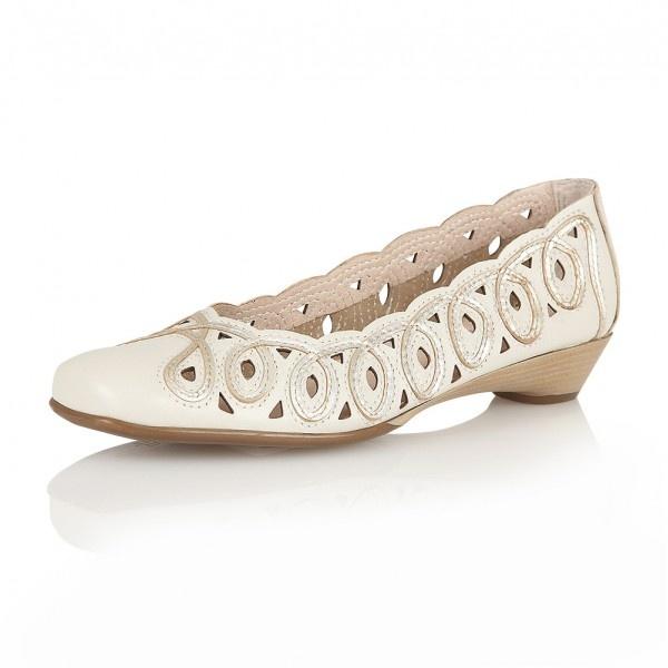 Lotus Lottie 50304 Beige Shoes