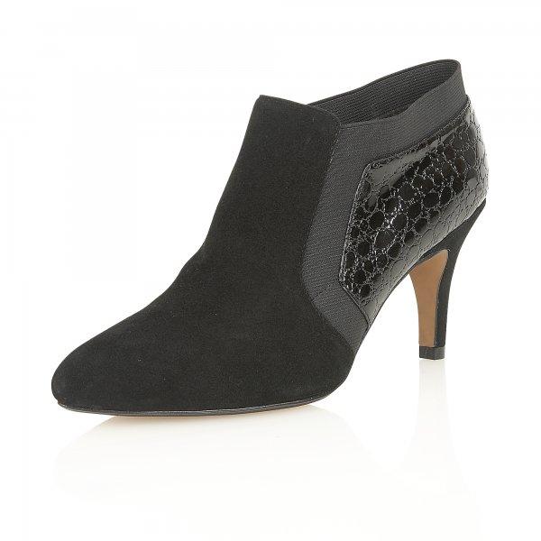 lotus arnie 50524 s black suede boots free