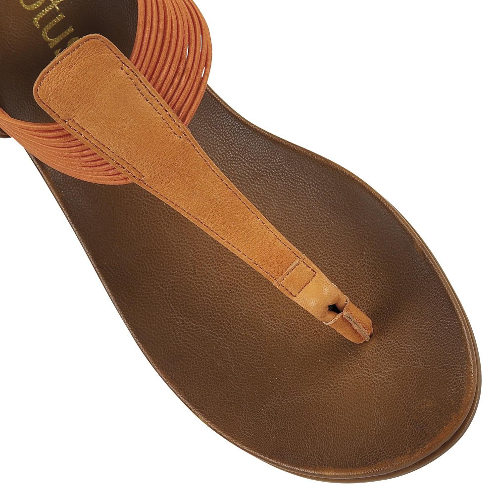 Sandals Lotus Delivery Shoes co 20120 Corfu Free Orange uk At Women's SMqzpVU