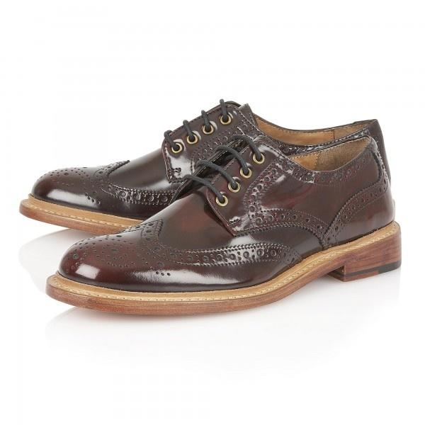 Men Suit Hi Shine Shoes