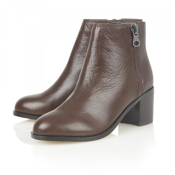 lotus frances 40196 s brown leather boots free