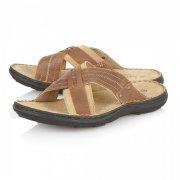 Lotus Harlech 8490 Tan Sandals