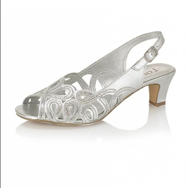 f1cb667a175 Lotus Harper 50136 Women s Silver Sandals - Free Delivery at Shoes.co.uk