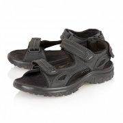 Lotus Rothbury 8177 Black Sandals
