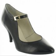 Marta Jonsson 1320 Black Shoes