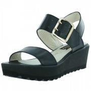 Marta Jonsson 1471 Sandal Black Sandals