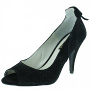 Marta Jonsson 9007 Court Black Shoes