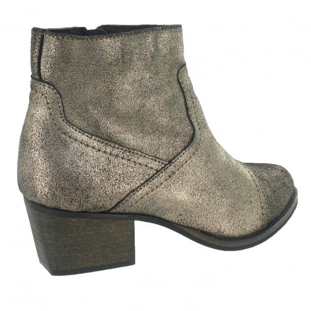 Marta Jonsson Ankle Boot 5054L Gold